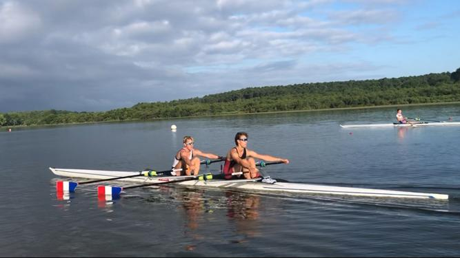 aviron stage juniors soustons